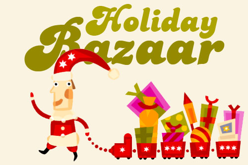 Holiday Bazaar & Silent Auction